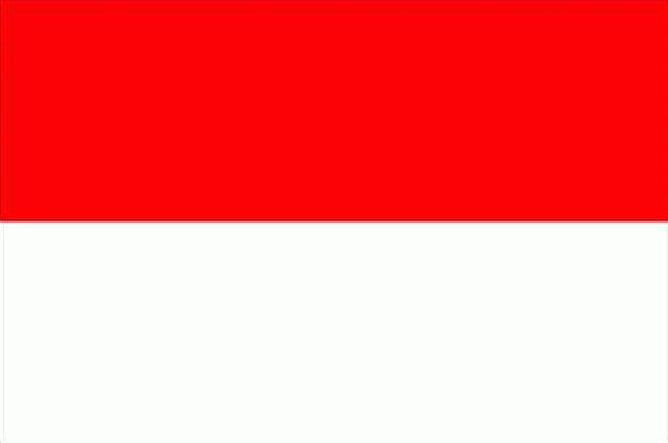 drapeau indonesie