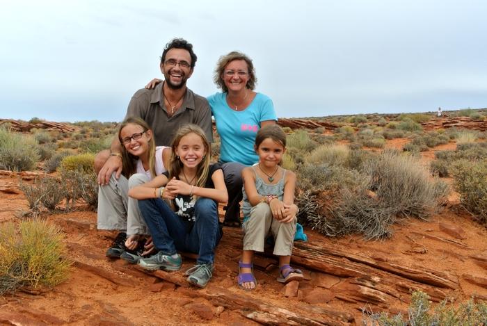 tour du monde famille Séchet - canyons - 0
