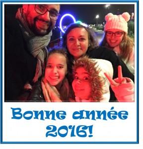voeux famille Séchet 2016